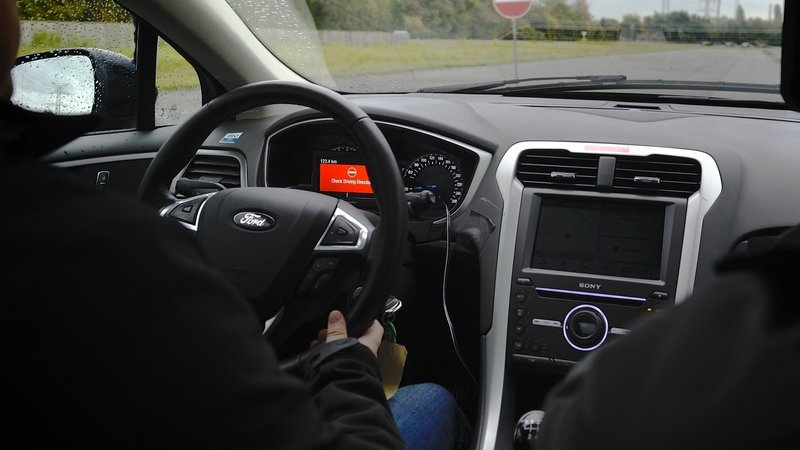 Ford Unveils Next Generation Of Driver-Assist Technologies