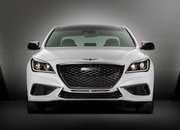 Genesis Beefs Up Lineup With New G80 Sport - image 695705