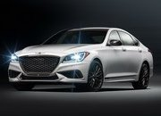 Genesis Beefs Up Lineup With New G80 Sport - image 695706