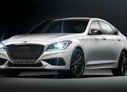 Genesis Beefs Up Lineup With New G80 Sport - image 695730
