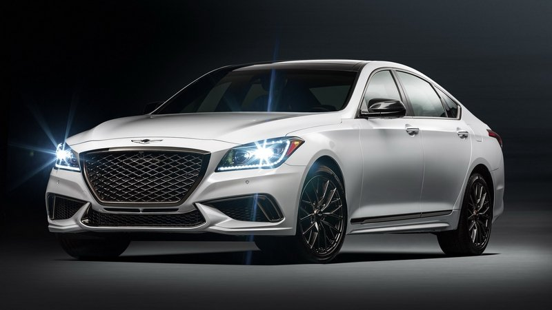 Genesis Beefs Up Lineup With New G80 Sport