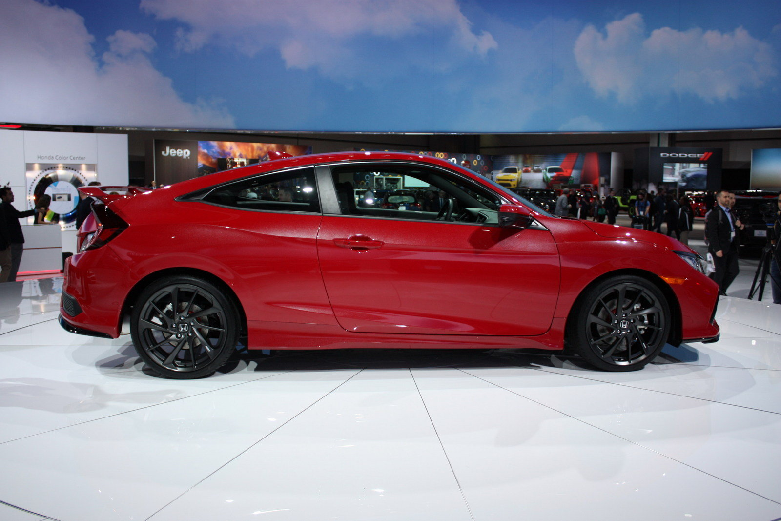 2017 honda civic si picture 696200 car review top speed. Black Bedroom Furniture Sets. Home Design Ideas