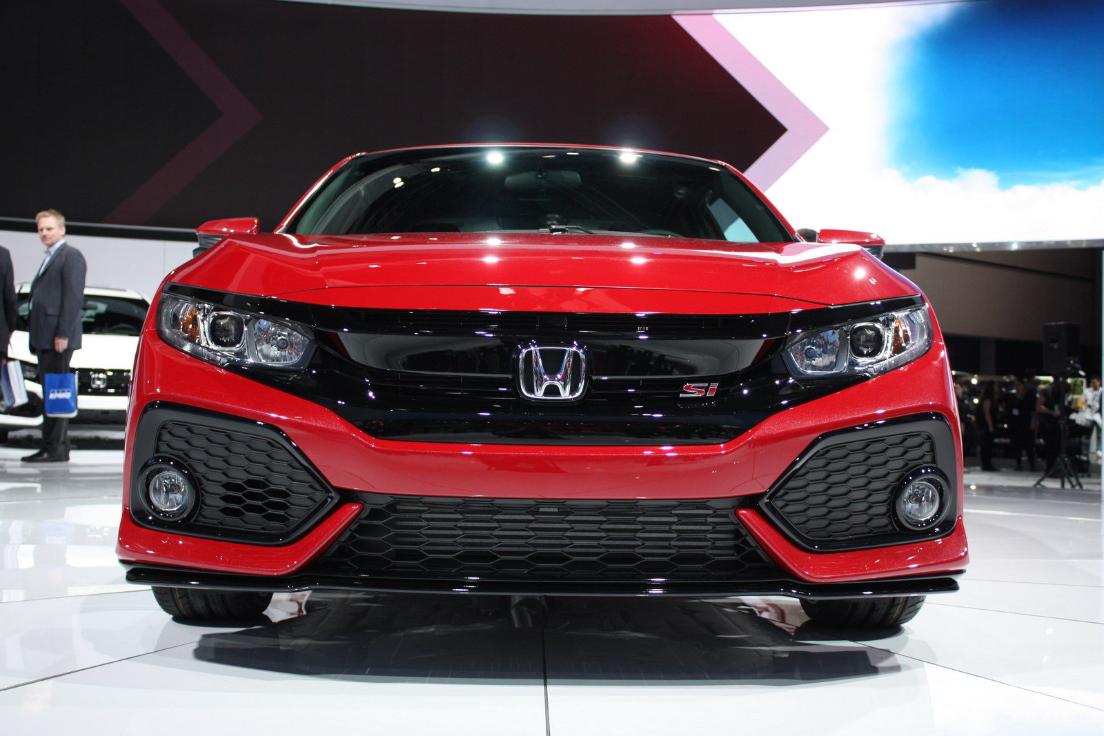 2017 honda civic si picture 696192 car review top speed. Black Bedroom Furniture Sets. Home Design Ideas