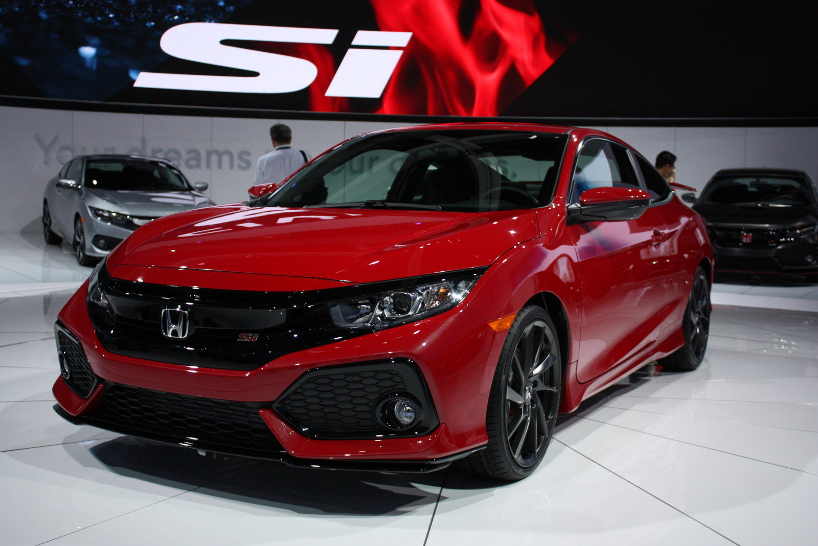 2017 Honda Civic SI - Picture 696193 | car review @ Top Speed