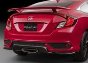 Honda Brings Civic Si Prototype to Los Angeles, Confirms 2017 Launch - image 695747