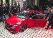 Honda Brings Civic Si Prototype to Los Angeles, Confirms 2017 Launch - image 695738