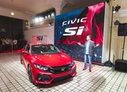 Honda Brings Civic Si Prototype to Los Angeles, Confirms 2017 Launch - image 695733