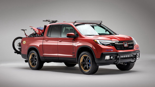 2016 Honda Ridgeline Tjin Edition Review Top Speed