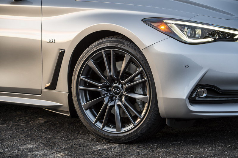 Infiniti Q60 3.0t Sport Gets Priced From $48,300