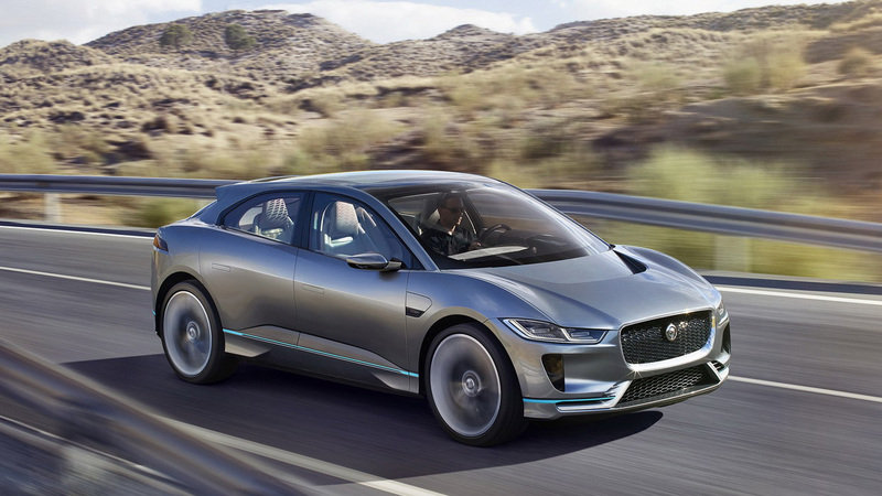Jaguar Wants To Bolster Lineup With Electric Vehicles By 2020