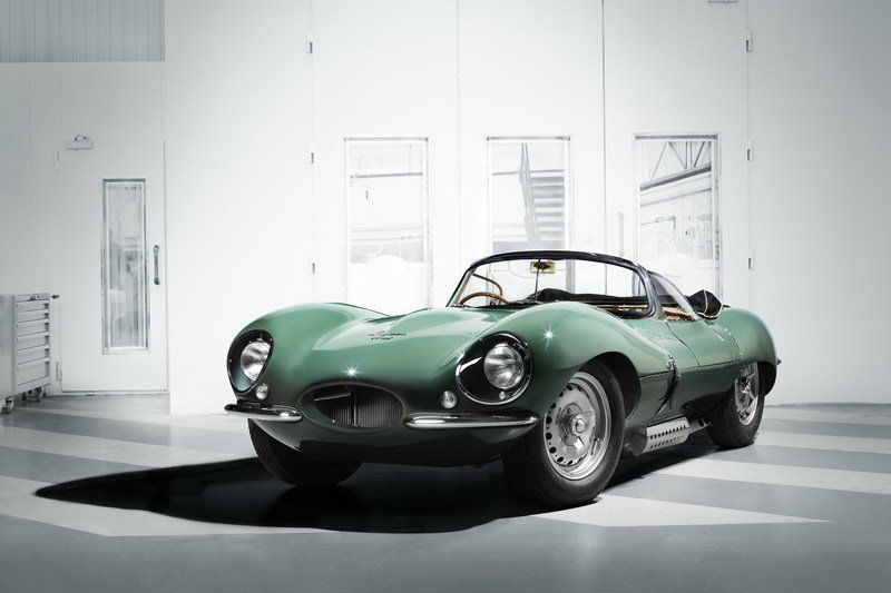 Jaguar XK SS Prototype Previews $1.25 Million Continuation Cars in L.A.