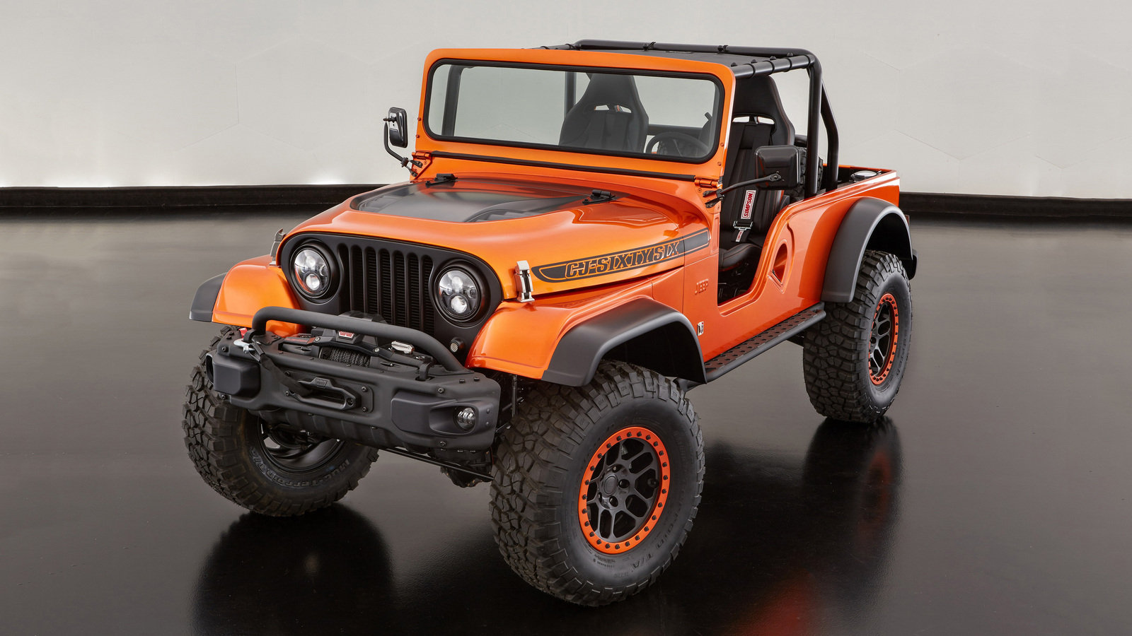 2016 Jeep CJ66 Review - Gallery - Top Speed