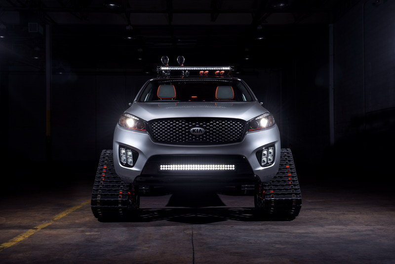 2016 Kia Sorento Ski Gondola High Resolution Exterior - image 693953