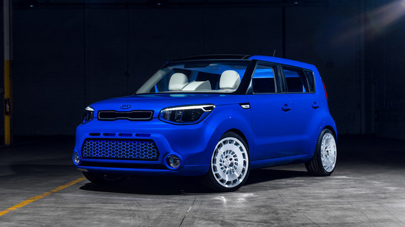 Autonomy meets luxury in the First Class Kia Soul.