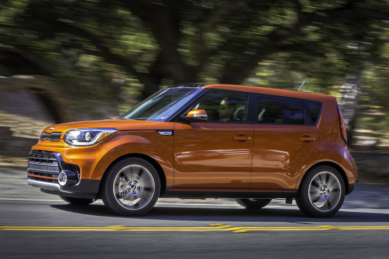 2017 Kia Soul Turbo High Resolution Exterior - image 694702