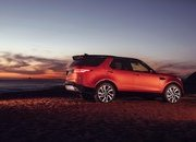 Land Rover Discovery Gets New Dynamic Design Pack For 2017 - image 695453