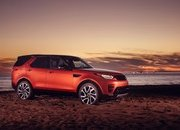 Land Rover Discovery Gets New Dynamic Design Pack For 2017 - image 695454