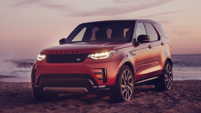 Land Rover Discovery Gets New Dynamic Design Pack For 2017