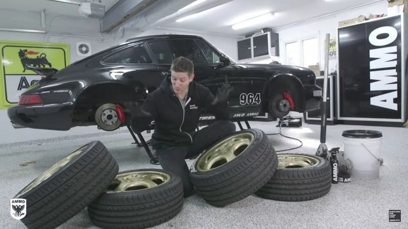 Learn How to Obsessively Clean Your Car's Wheels: Video