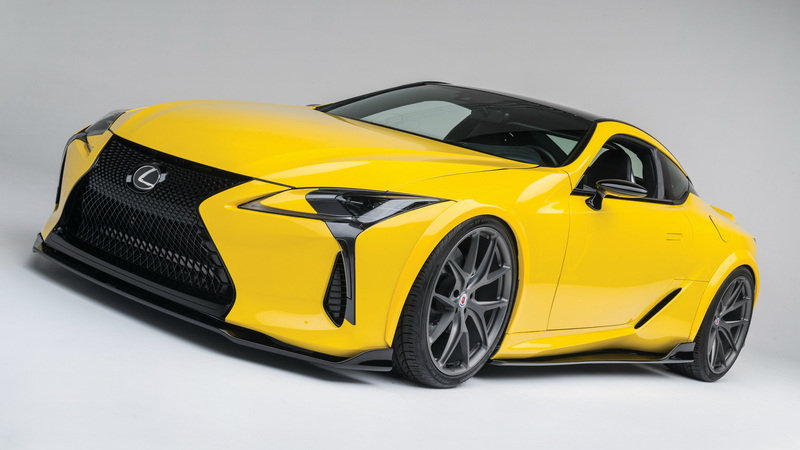 2016 Lexus LC 500 by Gordon Ting/Beyond Marketing