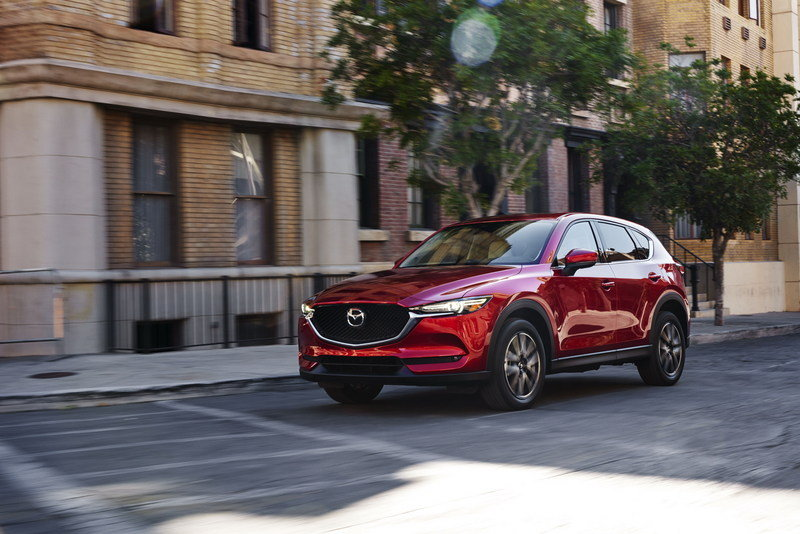 2017 Mazda CX-5 High Resolution Exterior - image 695596