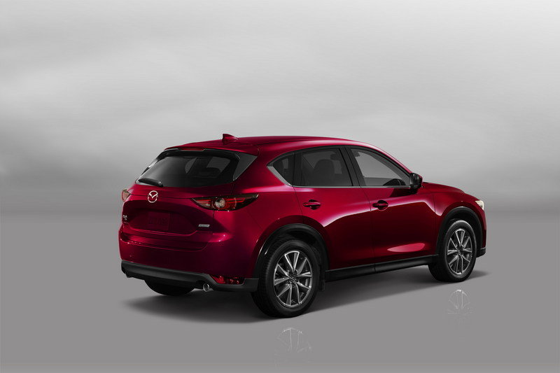 2017 Mazda CX-5 High Resolution Exterior - image 695606