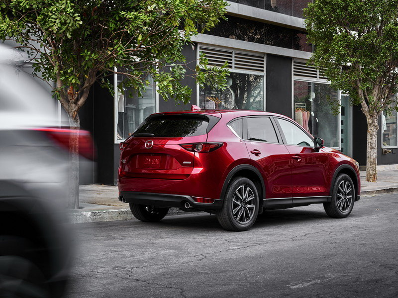Mazda Redesigns CX-5 for 2017, Gives It CX-9 Features High Resolution Exterior - image 695613