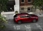 Mazda Redesigns CX-5 for 2017, Gives It CX-9 Features - image 695591