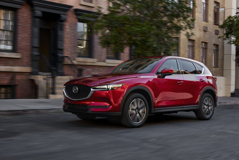 2017 Mazda CX-5 High Resolution Exterior - image 695587