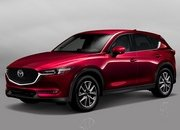 Mazda Redesigns CX-5 for 2017, Gives It CX-9 Features - image 695732