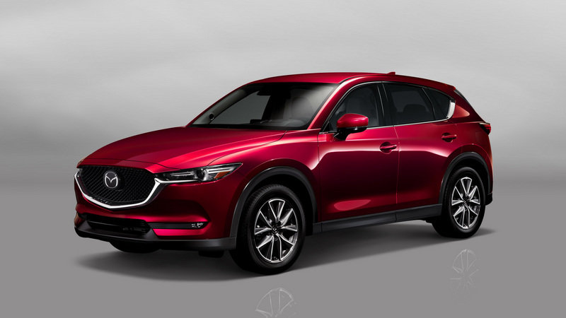 Mazda Redesigns CX-5 for 2017, Gives It CX-9 Features