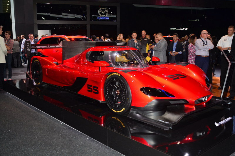 2017 Mazda RT24-P High Resolution Exterior AutoShow - image 696526