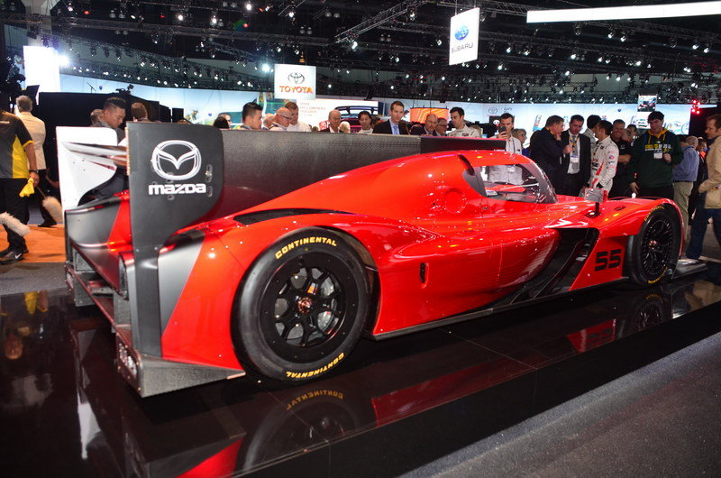 2017 Mazda RT24-P High Resolution Exterior AutoShow - image 696529