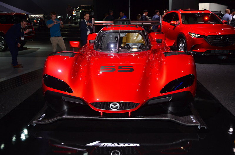 2017 Mazda RT24-P High Resolution Exterior AutoShow - image 696525