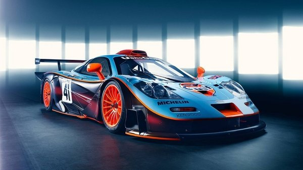 1997 gulf mclaren f1 gtr longtail review top speed. Black Bedroom Furniture Sets. Home Design Ideas
