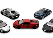 McLaren Launches Detailed Collectible Cars - image 694419