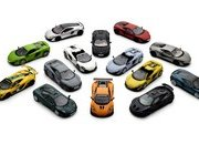 McLaren Launches Detailed Collectible Cars - image 694420