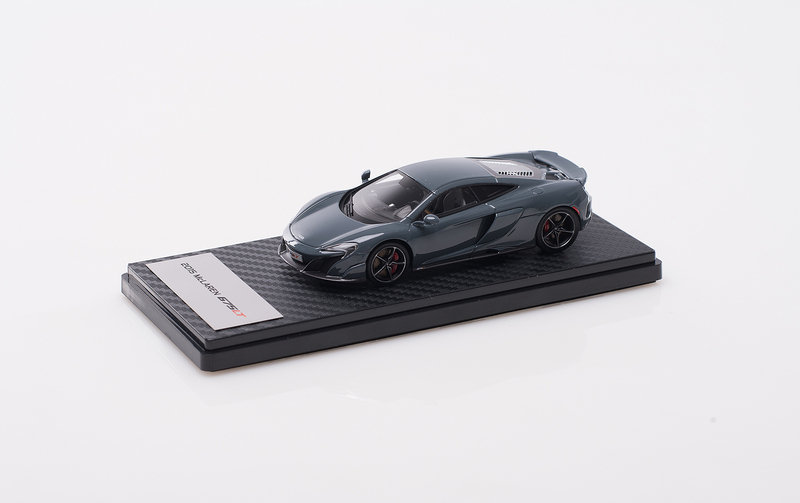 McLaren Launches Detailed Collectible Cars