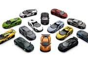 McLaren Launches Detailed Collectible Cars - image 694506