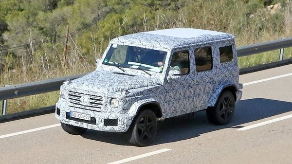 2018 Mercedes Amg G63 Review Top Speed