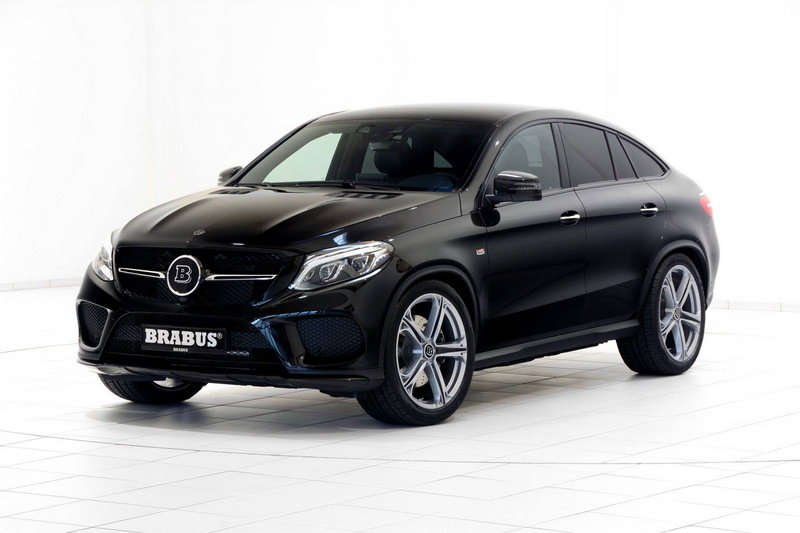 2016 Mercedes-AMG GLE 43 By Brabus