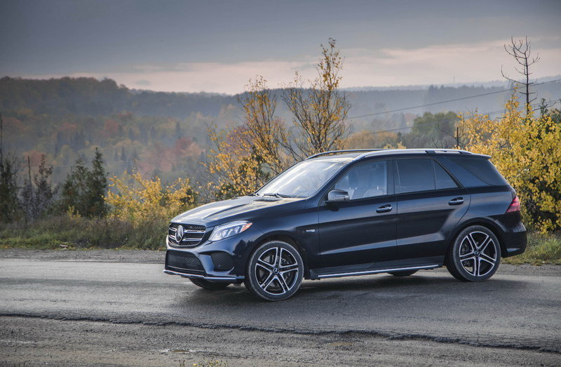 2017 Mercedes-AMG GLE43 High Resolution Exterior - image 693907