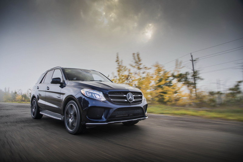 2017 Mercedes-AMG GLE43 High Resolution Exterior - image 693914