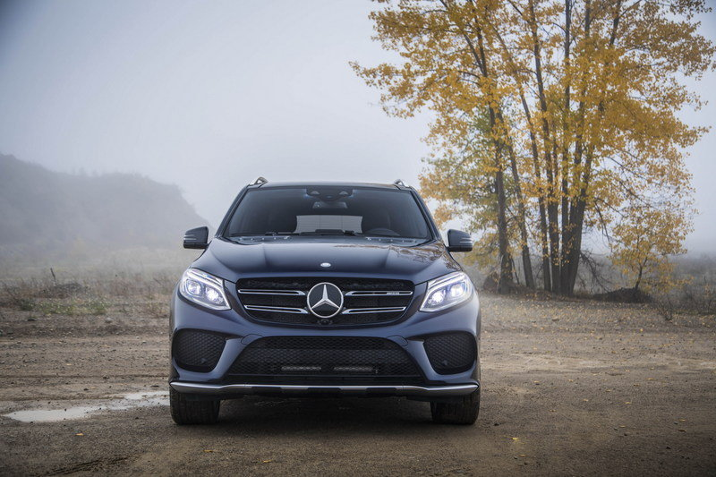 2017 Mercedes-AMG GLE43 High Resolution Exterior - image 693882