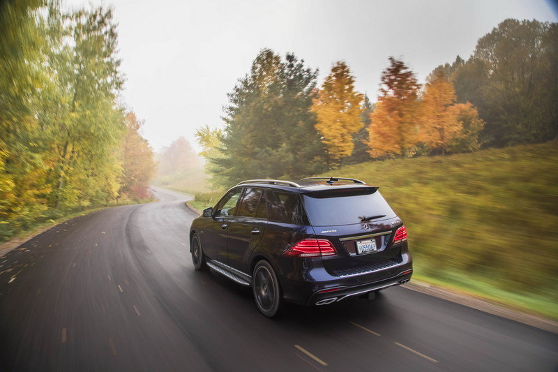 2017 Mercedes-AMG GLE43 High Resolution Exterior - image 693928