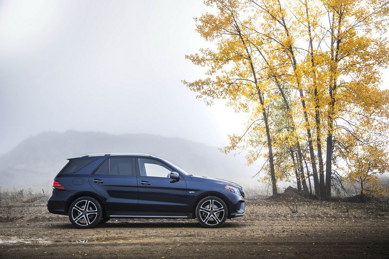 2017 Mercedes-AMG GLE43 High Resolution Exterior - image 693884