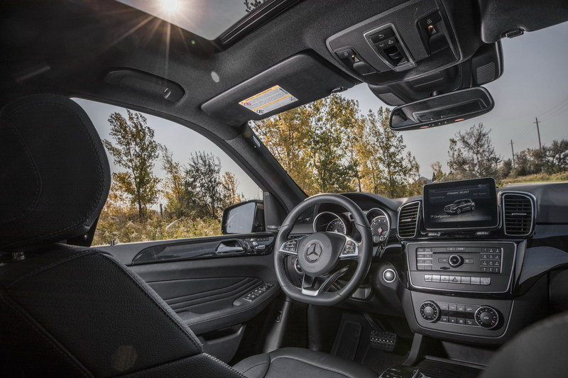 2017 Mercedes-AMG GLE43 High Resolution Interior - image 693942