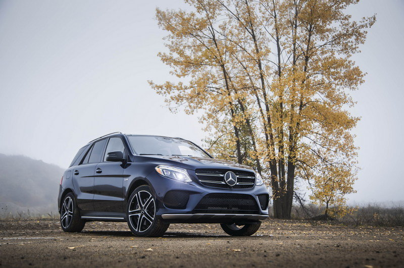 2017 Mercedes-AMG GLE43 High Resolution Exterior - image 693880