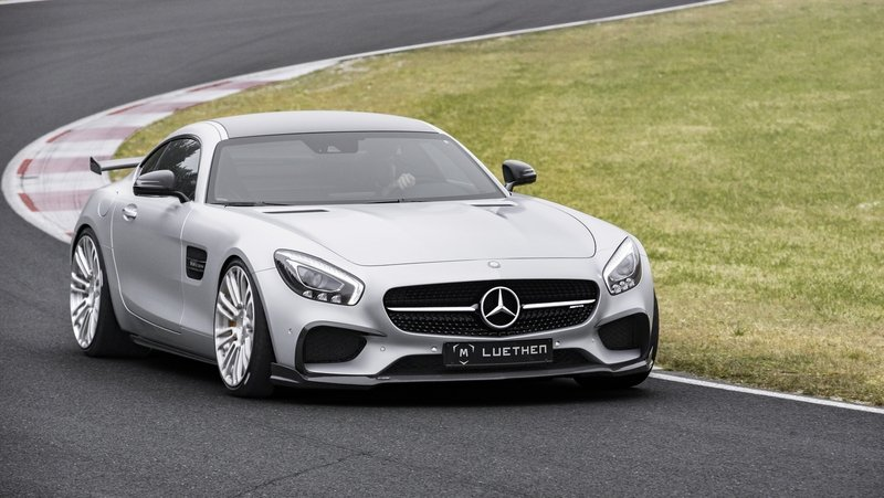 2016 Mercedes-AMG GT by Luethen Motorsport