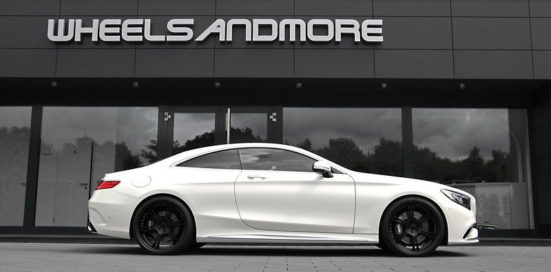 2016 Mercedes-AMG S63 Big Bang by Wheelsandmore High Resolution Exterior - image 697022